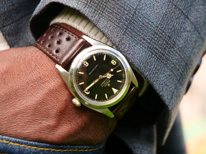 Rolex Explorer Gilt Swiss only dial