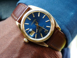 Rolex Oyster Perpetual Date solid gold