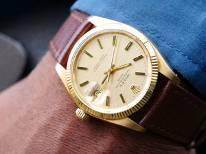 Rolex Oyster Perpetual date  RESERVED