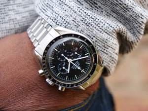 Omega Speedmaster straight writing ,box and papers
