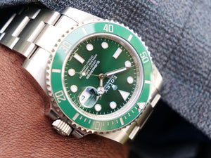 Rolex Submariner Hulk RESERVED
