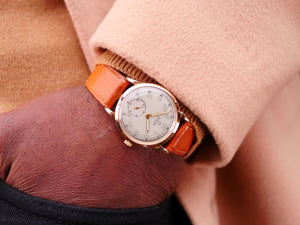 Omega 14ct Rose gold automatic