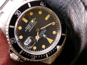 Rolex Submariner 16800 Matt Dial