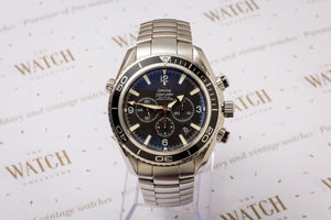 Omega Planet Ocean Chronograph SOLD