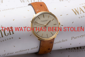 IWC 18 ct gold £1995
