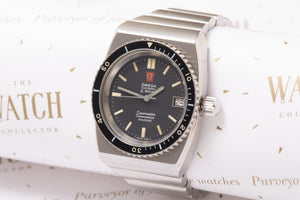 Seamaster SMF60, F300 professional divers watch