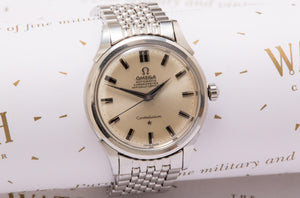 Omega Constelation 2887 (one of twenty known )
