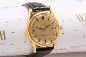 Omega Constellation 18K Deluxe 'Dennison'