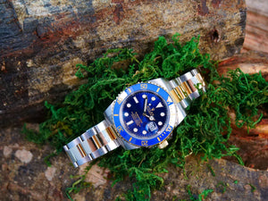 Rolex Submariner 116613 LB Full Set