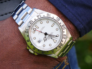 Rolex Explorer 11 Chicchi di Mais (corn grains) Dial