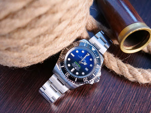 Rolex Seadweller Deep Sea James Cameron