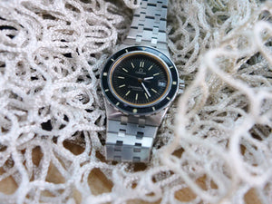 "Omega Seamaster 120 ""Jacques Mayol"" Plongeur De Luxe"