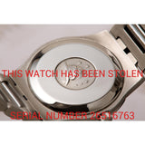 Omega Constellation Ultra Thin - This Watch Has Been Stolen