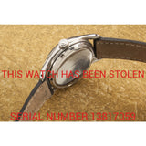 Omega Seamaster - This Watch Has Been Stolen