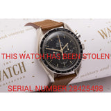Omega Speedmaster 145 022.69 - This Watch Has Been Stolen