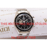 Omega Speedmaster Ltd Edition 40 Th Anniversary - This Watch Has Been Stolen