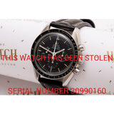 Omega Speedmaster Moon Watch 145 022.69 - This Watch Has Been Stolen