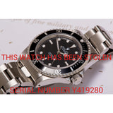 Rolex Submariner Just Serviced - This Watch Has Been Stolen