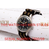 Smiths W10 Mod Issue Wrist Watch - This Watch Has Been Stolen