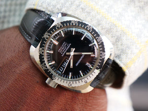 Wakmann (Brietling) vintage dive watch