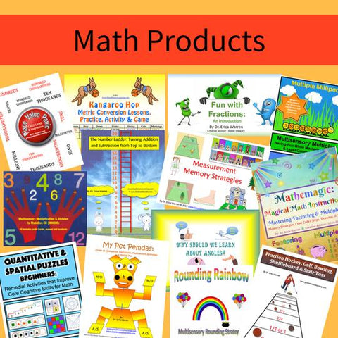 Math Products