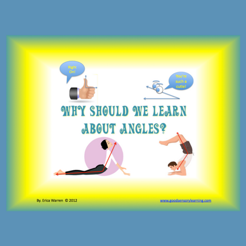 This multisensory and interactive PowerPoint, available as a digital download, helps students learn about angles. Cartoon-like characters make the process fun and memorable, and the publication offers multisensory instruction and activities that your students will love.