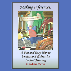 This 60-page digital download teaches students about making inferences and how to decipher implied meaning.