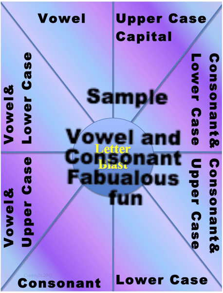 Vowel and Consonant