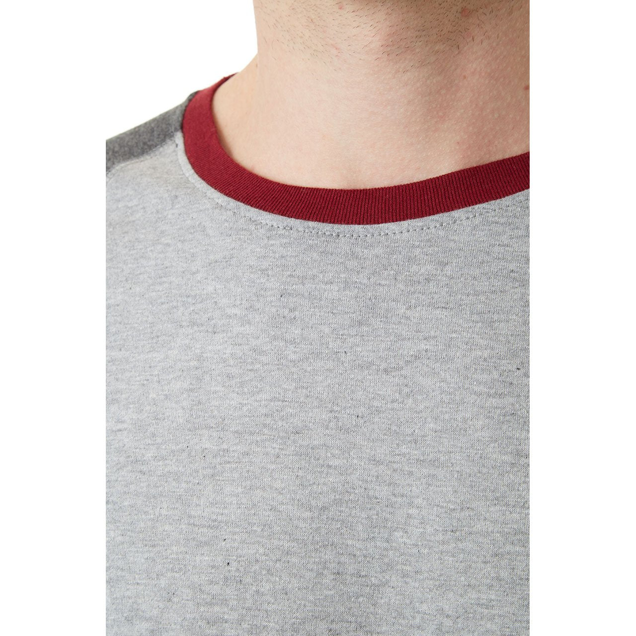 Jaylen Raglan Long Sleeve Tee Adult