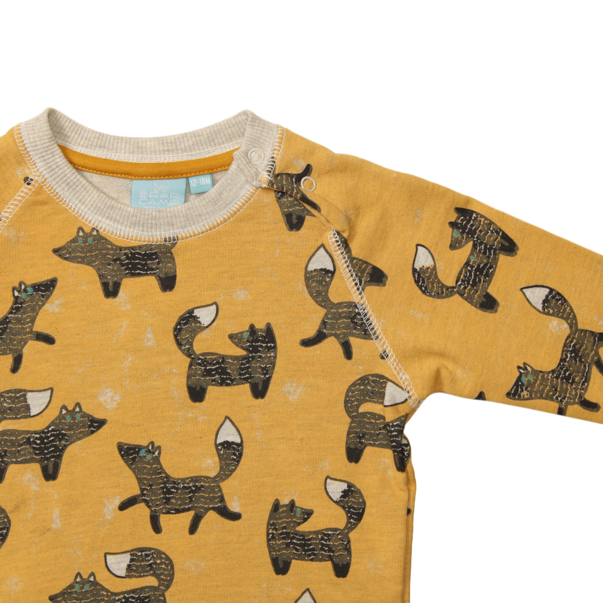 Derek Crew Neck Sweatshirt Toddler