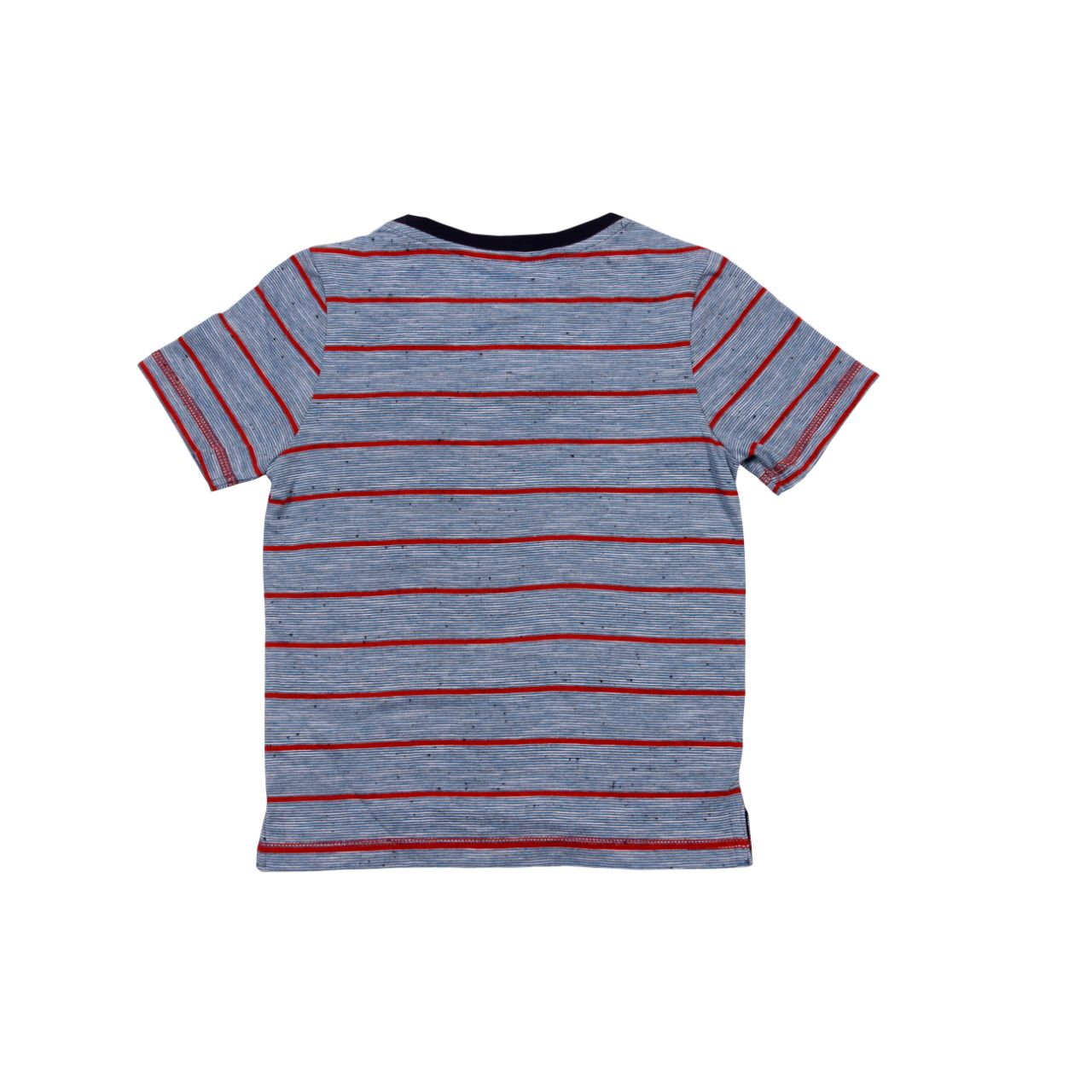 Rafael Yarn Dye Pocket Henley Boy