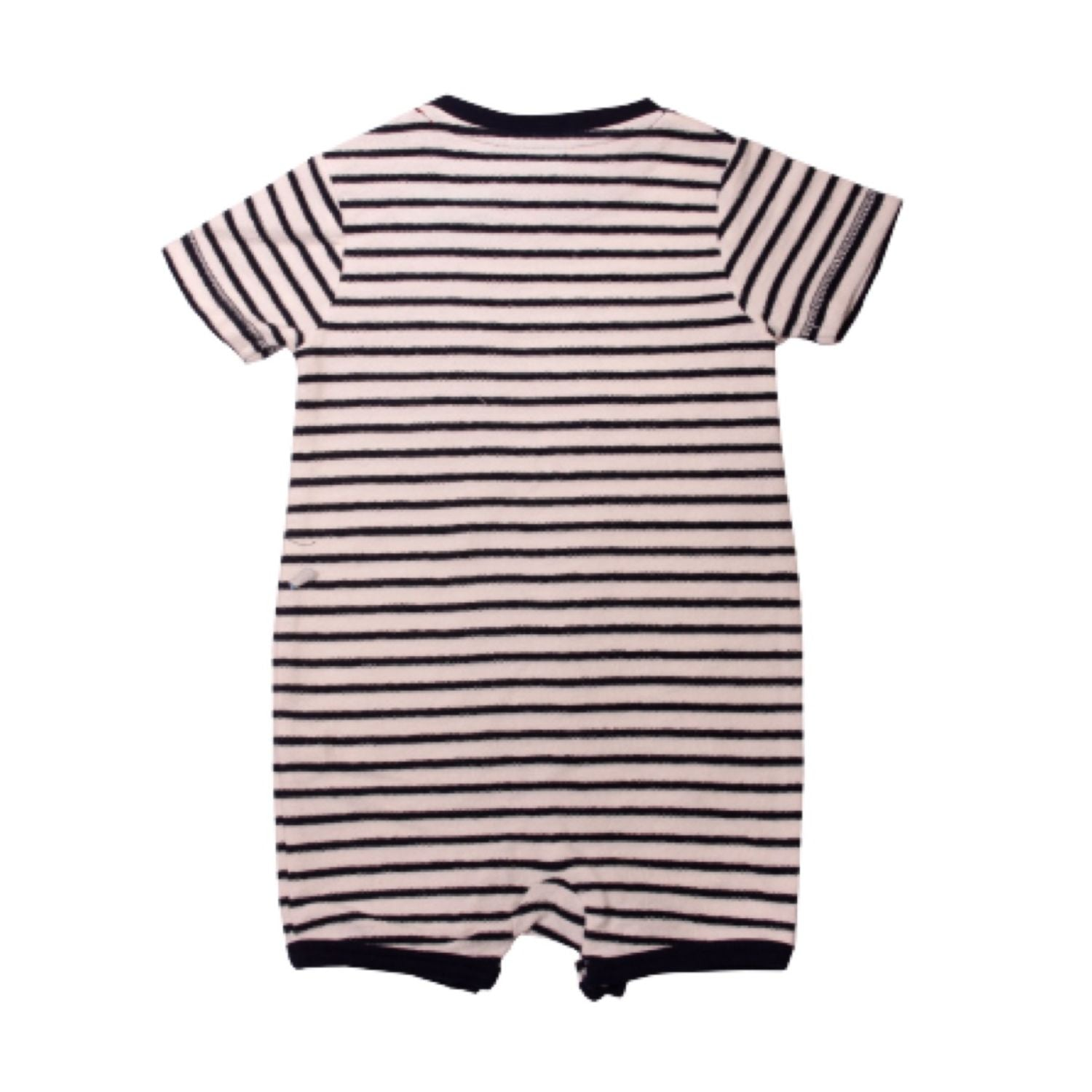 Griffin French Terry Romper Baby
