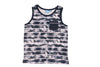 Harley Burnout Stripe Tank Boy