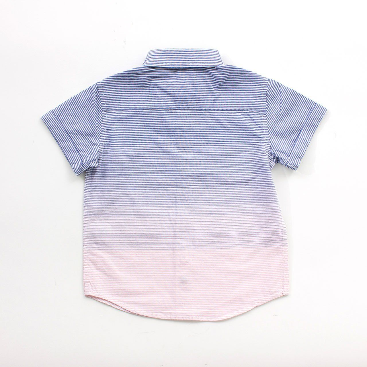 Baby, Short Sleeve Button Down - Gideon Button Down Baby