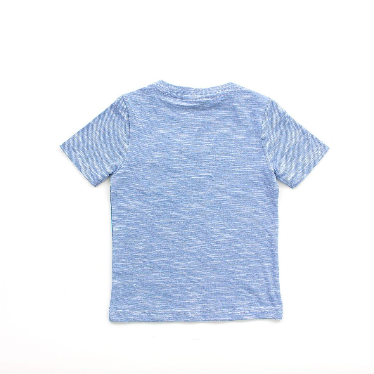 Boy, Short Sleeve Tee - Ethan Tee Boy