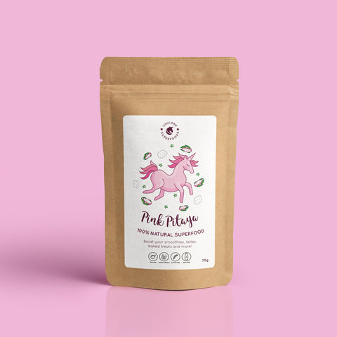 Natural Pink Pitaya Powder