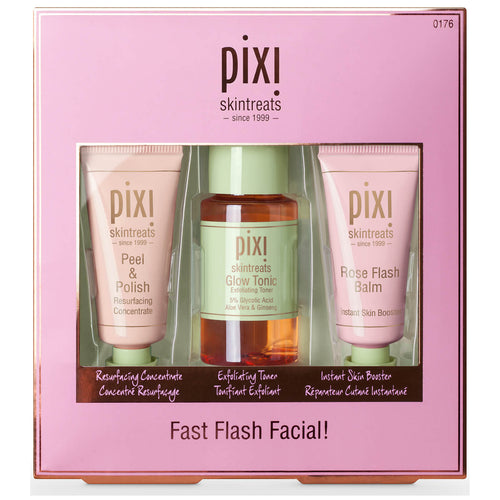 Fast Flash Facial - MINI SET