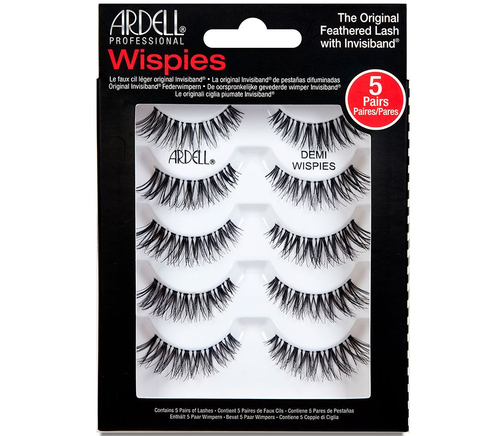 Multipack Lashes - DEMI WISPIES