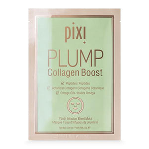 Plump Collagen Boost Sheet Masks