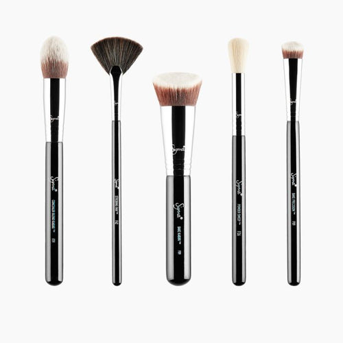 Baking & Strobing Brush Set