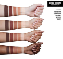 Baked Browns Palette