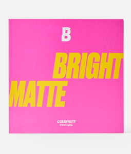 Bright MATTE 42 Colour Palette