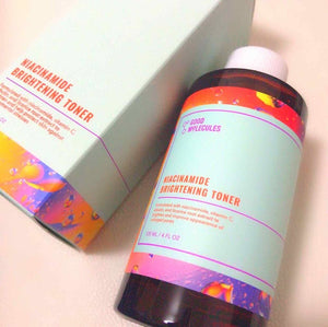 Niacinamide Brightening Toner (120ml)