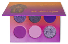 The Nubian Royal Palette