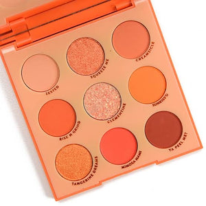 Orange You Glad? Palette