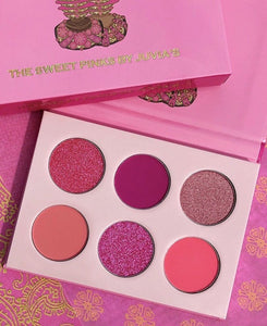 The Sweet Pinks Palette