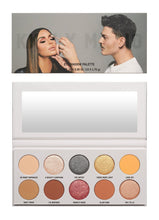 The Artist & Muse Palette