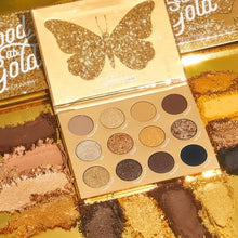Good As Gold Palette