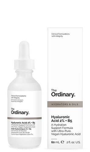 Hyaluronic Acid 2% + B5 (60ml)