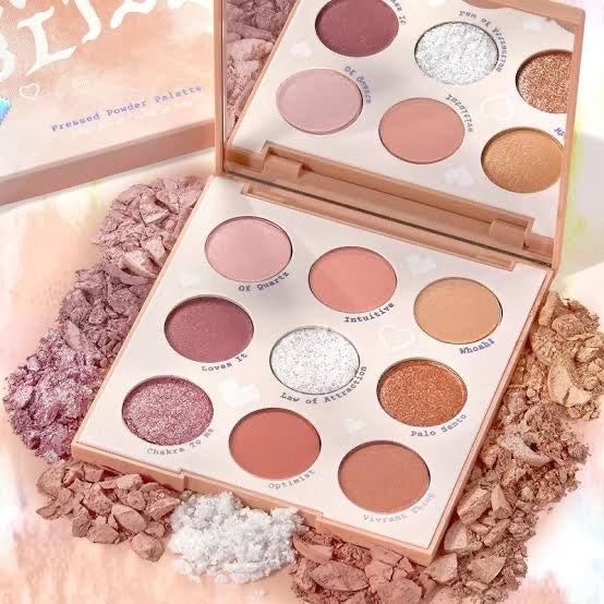 Miss Bliss Palette